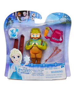 Frozen - Little Kingdom - Oaken's Ski Trip