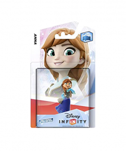 Personagem Anna (Frozen) do Disney Infinity
