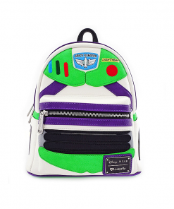 Mochilinha Loungefly - Buzz Lightyear - Disney