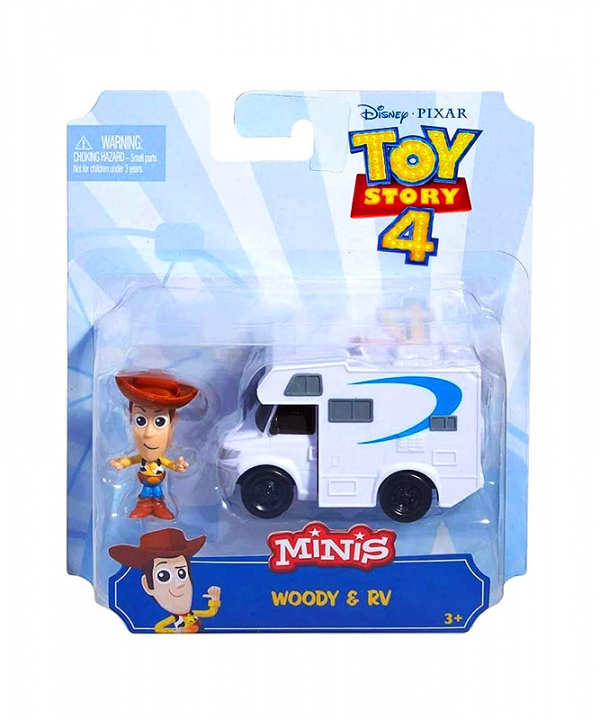 Toy Story 4 - Minis - Woody and RV