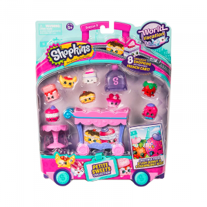 shopkins - world vacation petite sweet collection