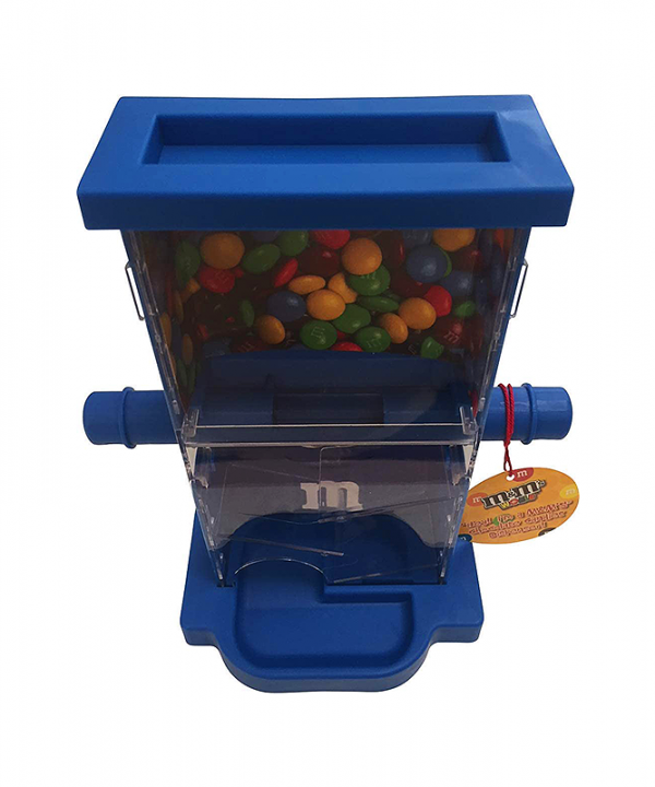 M&M - Dispenser ZigZag - Azul