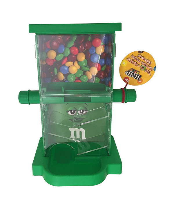 M&M - Dispenser ZigZag - Verde