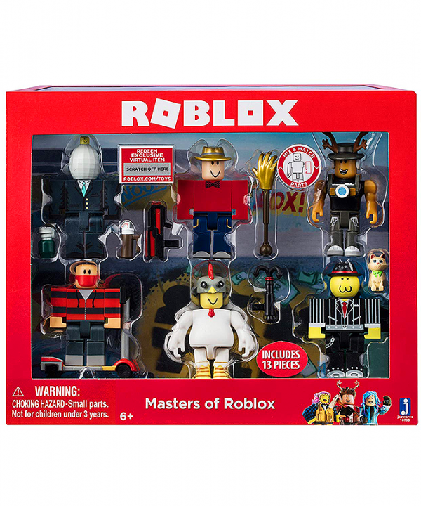 Roblox - Masters of Roblox