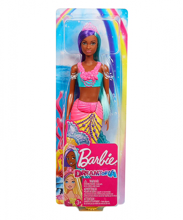 Barbie - Sereia - Dreamtopia
