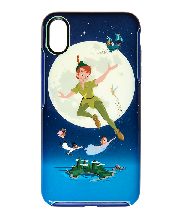 Disney Parks - Capinha Peter Pan - Otterbox - iPhone Xs Max