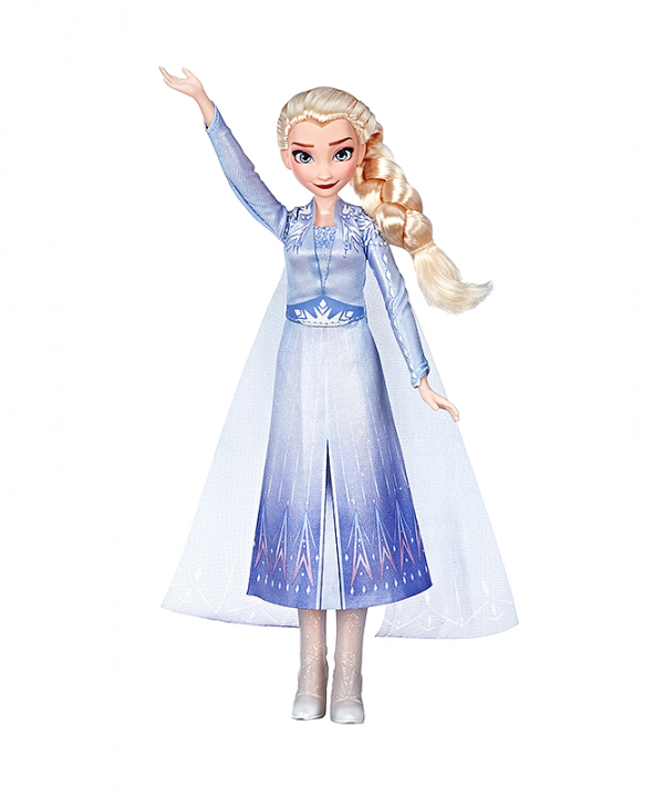 "Disney - Frozen 2 - Elsa - Canta ""Into the Unknown"""