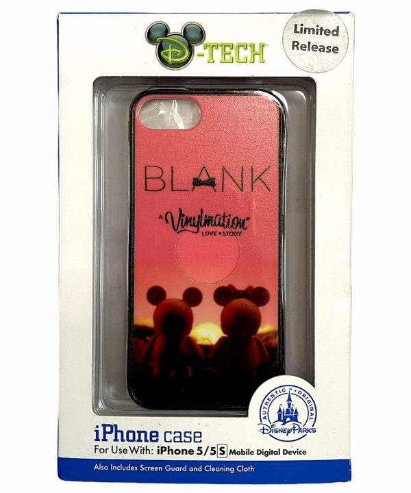 Disney - iPhone 5/5S - Mickey e Minnie Vinylmation