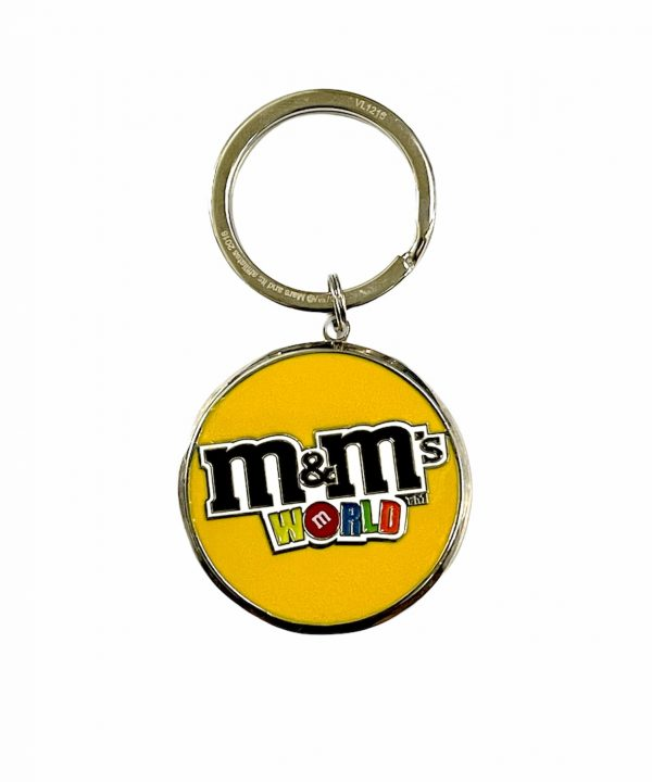 M&M's World - Chaveiro