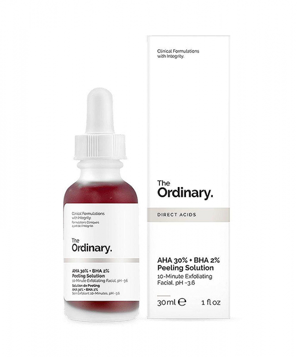 The Ordinary - Aha 30% + Bha 2% Peeling Solution - 30mL
