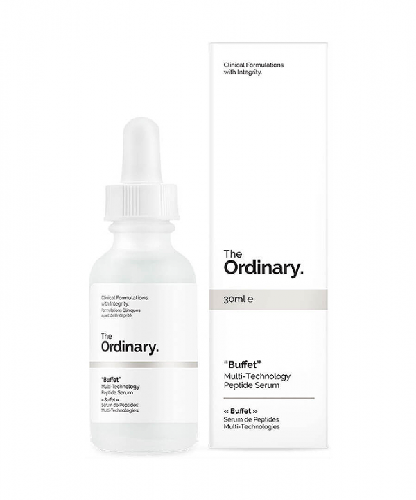 The Ordinary - Buffet Multi-technology Peptide Serum - 30ml