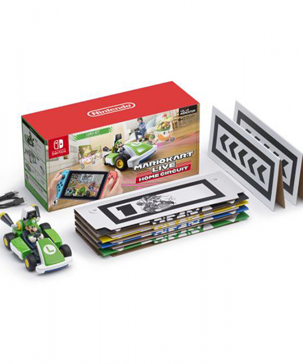 Mario Kart Live: Home Circuit - Luigi Edition - Nintendo Switch